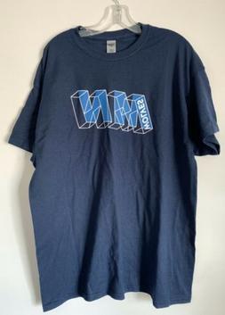 minnesota timberwolves t shirt Men's Large