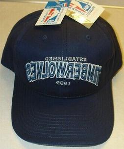 Minnesota Timberwolves VIntage 90s Adjustable Strapback hat