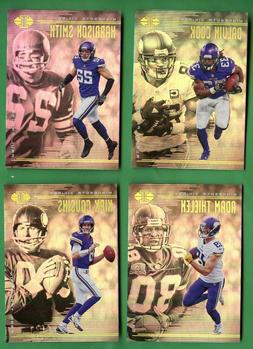 MINNESOTA VIKINGS 2018 ILLUSIONS TROPHY COLLECTION TEAM BASE