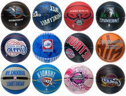 Spalding NBA Arena Exclusive Team Logo Mini Basketball Novel