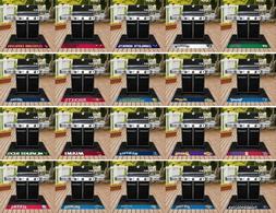 NBA BBQ Vinyl Grill Mat Multiple Teams