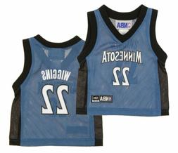 NBA Infants Minnesota Timberwolves Andrew Wiggins #22 Dazzle