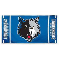 "NBA Minnesota Timberwolves    - Beach Towel  30"" x 60"" - 100"