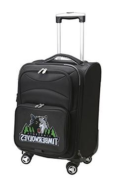 NBA Minnesota Timberwolves Carry-On Spinner