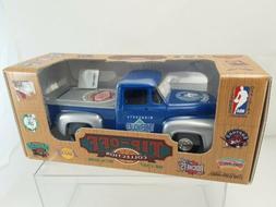 NBA MINNESOTA TIMBERWOLVES Ford Vehicle Metal Bank ERTL '94