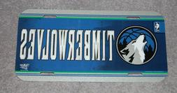 NBA Minnesota Timberwolves License Plate