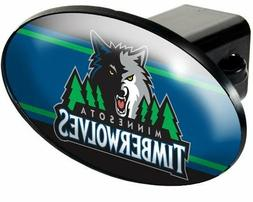 NBA Minnesota Timberwolves TOW HITCH COVER car/truck/suv tra