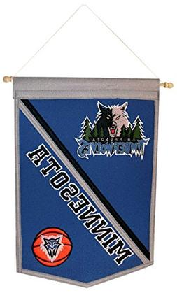 NBA Minnesota Timberwolves Traditions Banner
