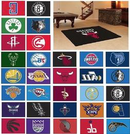 NBA Teams - 5' X 8' Ulti-Mat Area Rug Floor Mat