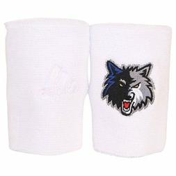 New! ADIDAS NBA Minnesota Timberwolves Rubio White Wristband