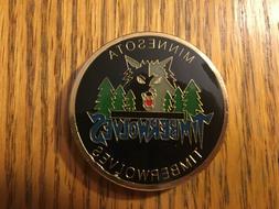 New - Collector Coin - Minnesota Timberwolves - NBA