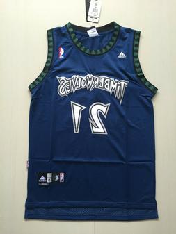 New Kevin Garnett Minnesota Timberwolves Throwback Swingman