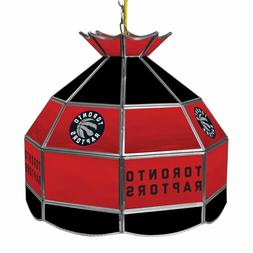 Officially Licensed - Toronto Raptors NBA Tiffany Style Lamp
