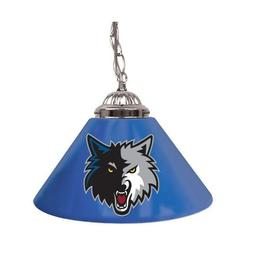 Officially Licensed - NBA Minnesota Timberwolves Single Shad