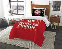 """Officially Licensed NBA """"Reverse Slam"""" Comforter and Sha"""