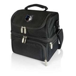 Pranzo - Personal Cooler Lunch Box Tote-Black  Digital P