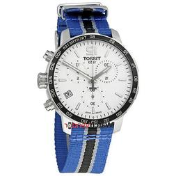 Tissot Quickster Minnesota Timberwolves Men's Watch T095.417