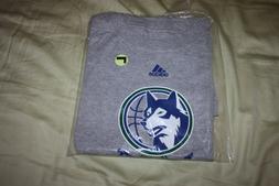 RARE Vintage Minnesota Timberwolves Champion T Shirt 90s Lar