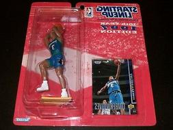 Stephon Marbury MINNESOTA TIMBERWOLVES 1997 Starting Lineup
