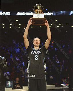 Zach Lavine NBA Slam Dunk Contest Trophy 2016 All-Star Game